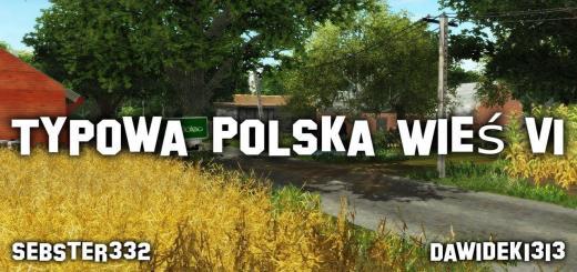 Photo of FS17 – Polonya Köy Haritası V1.0