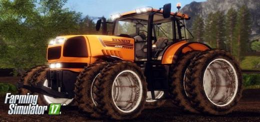 Photo of FS17 – Renault Atles 925Rz Traktör V1.1