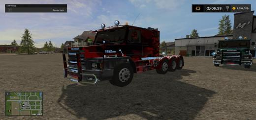 Photo of FS17 – Scania 112 Tır Modu V1.0