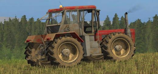 Photo of FS17 – Schluter 2500 Tvl – Dh Traktör V1.0.0.1