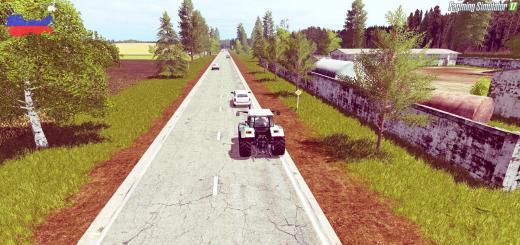 Photo of FS17 – Spk Borki Agro Çiftlik Haritası V0.01