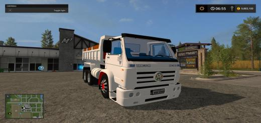 Photo of FS17 – Volkswagen 18310 Kamyon Modu V1.0