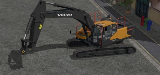 Photo of FS17 – Volvo Ec300E V2.0