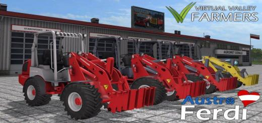 Photo of FS17 – Weidemann 1770 Cx50 V1.0
