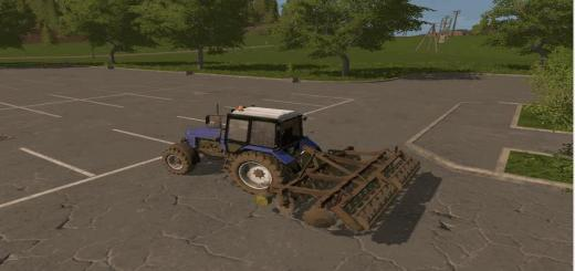 Photo of FS17 – Agd 4.5 Kültivatör V1.2
