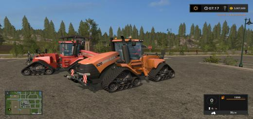 Photo of FS17 – Bd Quadtrac 620 V1.0