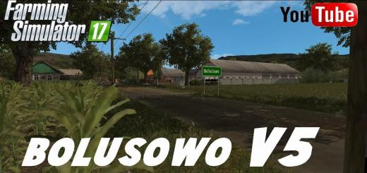 Photo of FS17 – Bolusowo Çiftlik Haritası V5.0