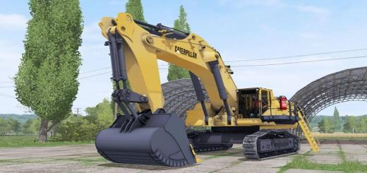 Photo of FS17 – Caterpillar 6015B V1.1