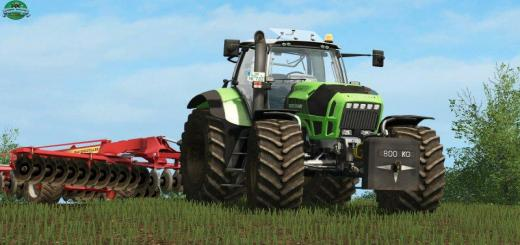 Photo of FS17 – Deutz-Fahr Agrotron X720 V1.0