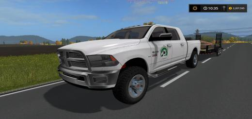 Photo of FS17 – Dodge Ram 2500 V1.0