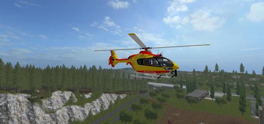 Photo of FS17 – Dragon Securite Civil Helikopter Yaması V1.0