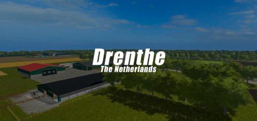 Photo of FS17 – Drenthe Haritası V1.0.0.1