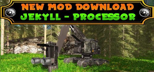 Photo of FS17 – Fdr Logging – Jekyll Processor V1.0