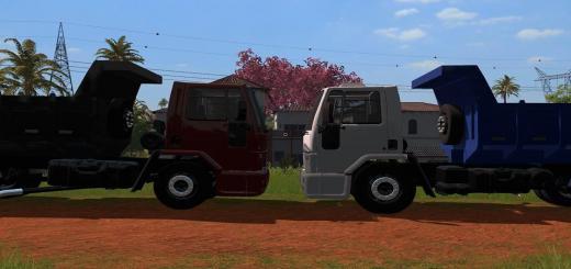 Photo of FS17 – Ford Cargo 2428E Cacamba V1.0