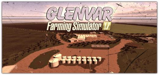 Photo of FS17 – Glenvar Çiftlik Haritası Beta