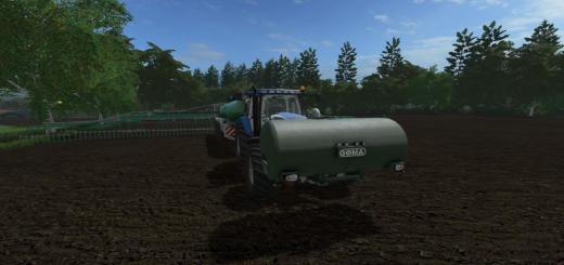 Photo of FS17 – Goma Fronttank V1.0