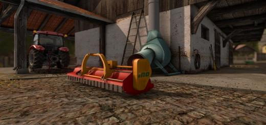 Photo of FS17 – Ino Elite 270 Mulcher V1.0