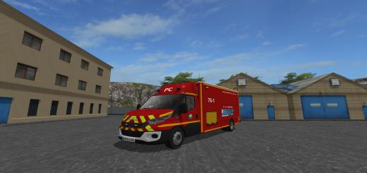 Photo of FS17 – Iveco Daily Vpc V1.0