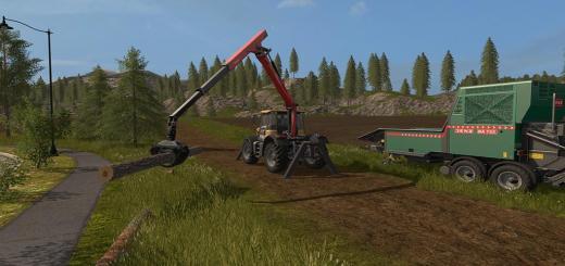 Photo of FS17 – Jcb Fastrac 3000 Xtra Traktör V1.0.0.1