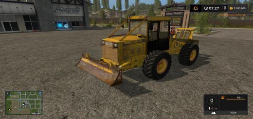 Photo of FS17 – Lkt 81 Turbo Traktör Beta