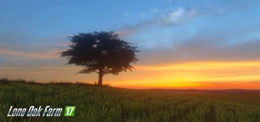 Photo of FS17 – Lone Oak Çiftlik Haritası V1.0