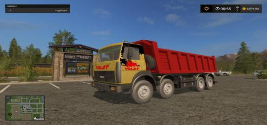 Photo of FS17 – Maz 65152 Mzkt V1.0