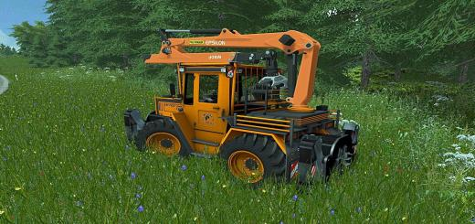 Photo of FS17 – Mb Trac 1000 Turbo Traktör V1.0