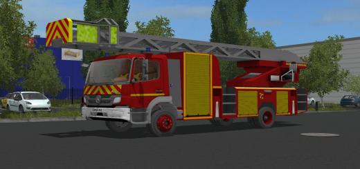 Photo of FS17 – Mercedes Atego Metz L32 Epa V1.0