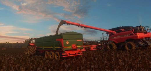 Photo of FS17 – Metaltech Ts22 Römork V1.0