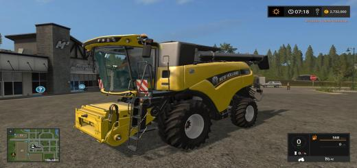 Photo of FS17 – New Holland Biçerdöver V1.0.1.0