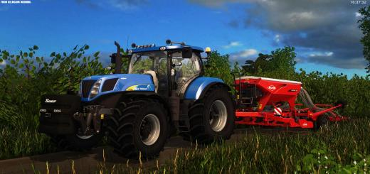 Photo of FS17 – New Holland T7000 Serisi V1.0
