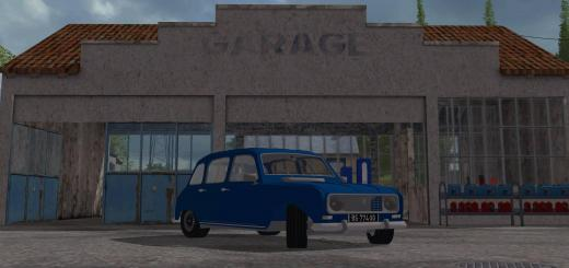Photo of FS17 – Renault 4L