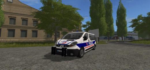 Photo of FS17 – Renault Trafik Polis Aracı V1