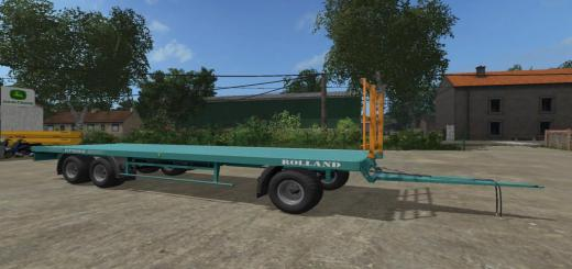 Photo of FS17 – Rolland Rp9006 Lch V1.0