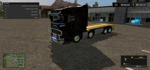 Photo of FS17 – Scania R1000 Siyah Tır Modu V1.0