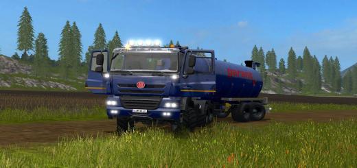 Photo of FS17 – Tatra Phoenix 6X6 Beater V1.0