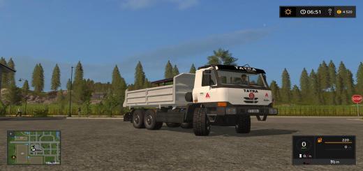 Photo of FS17 – Tatra T815-280 S25 V1.0