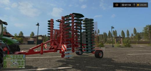 Photo of FS17 – Terra Disc 600 V1.0
