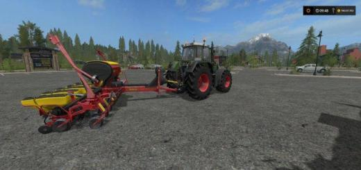 Photo of FS17 – Vaderstad Tempo F8 V1.0