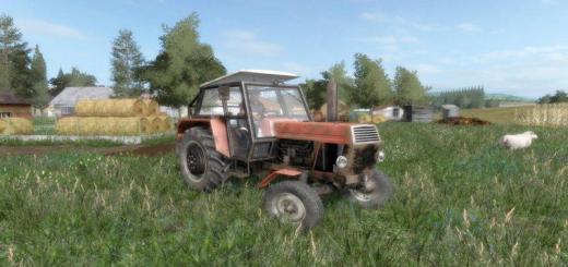 Photo of FS17 – Zetor 8011 Traktör V1.0