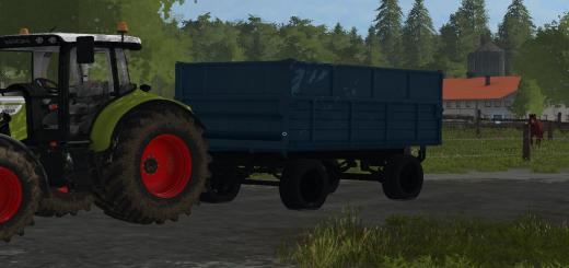 Photo of FS17 – Zil Römork V1
