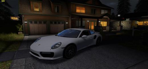 Photo of FS17 – 2018 Porsche 911 Turbo S V1.0