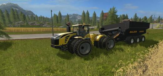 Photo of FS17 – Agco Challenger Mt900E V5.0 Final