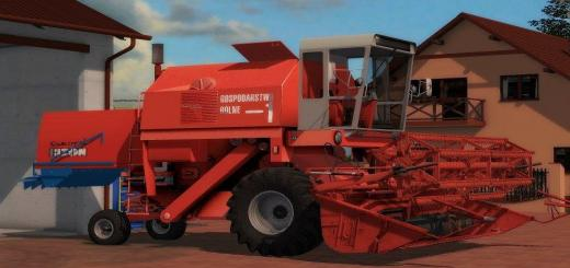 Photo of FS17 – Bizon Rekord Z058 V1.0
