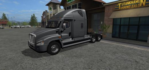 Photo of FS17 – Cascadia Freightliner V1.0