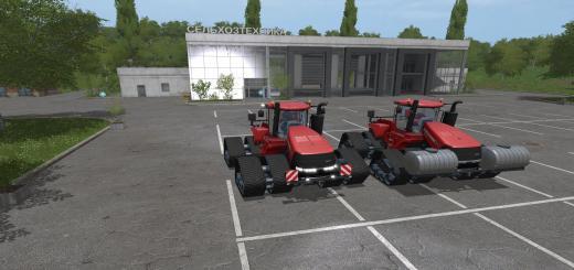 Photo of FS17 – Case 620 Smarttrax Traktör Paketi V1.0