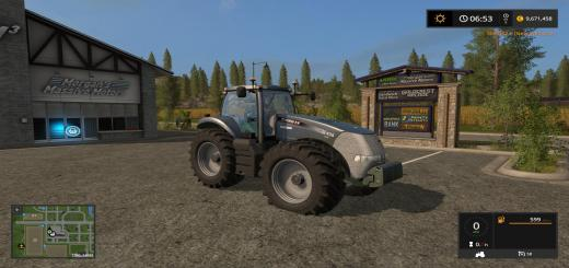 Photo of FS17 – Case Ih Magnum Cvt 435 Traktör V1.0