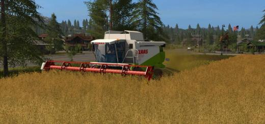 Photo of FS17 – Claas Lexion 430/460 Paketi V1.1
