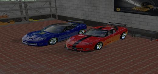 Photo of FS17 – Corvette Zr1 + Z06 V1.0