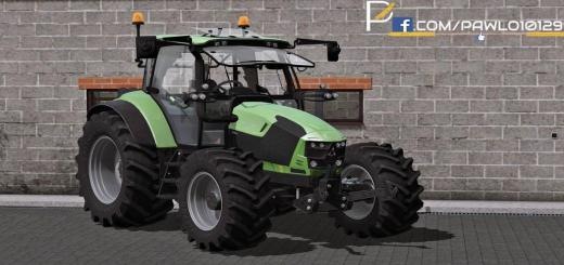 Photo of FS17 – Deutz-Fahr 5110 Ttv Traktör V1.2.0